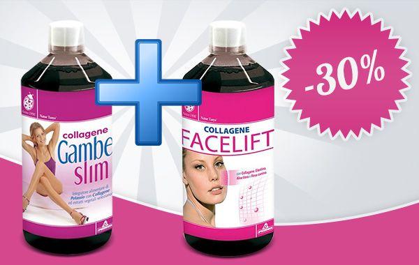 Specchiasol Gambe Slim + Kollagén Facelift akció