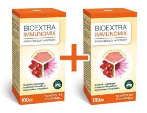 Immunomix 1+1 akció