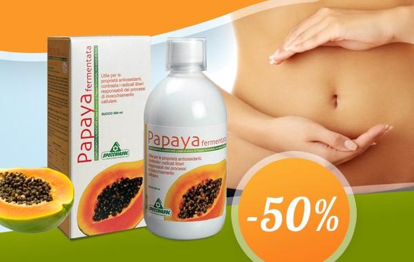 Specchiasol Fermentált Papaya koncentrátum – 500ml